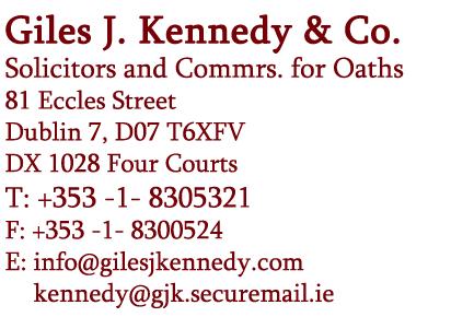Giles J. Kennedy & Co.